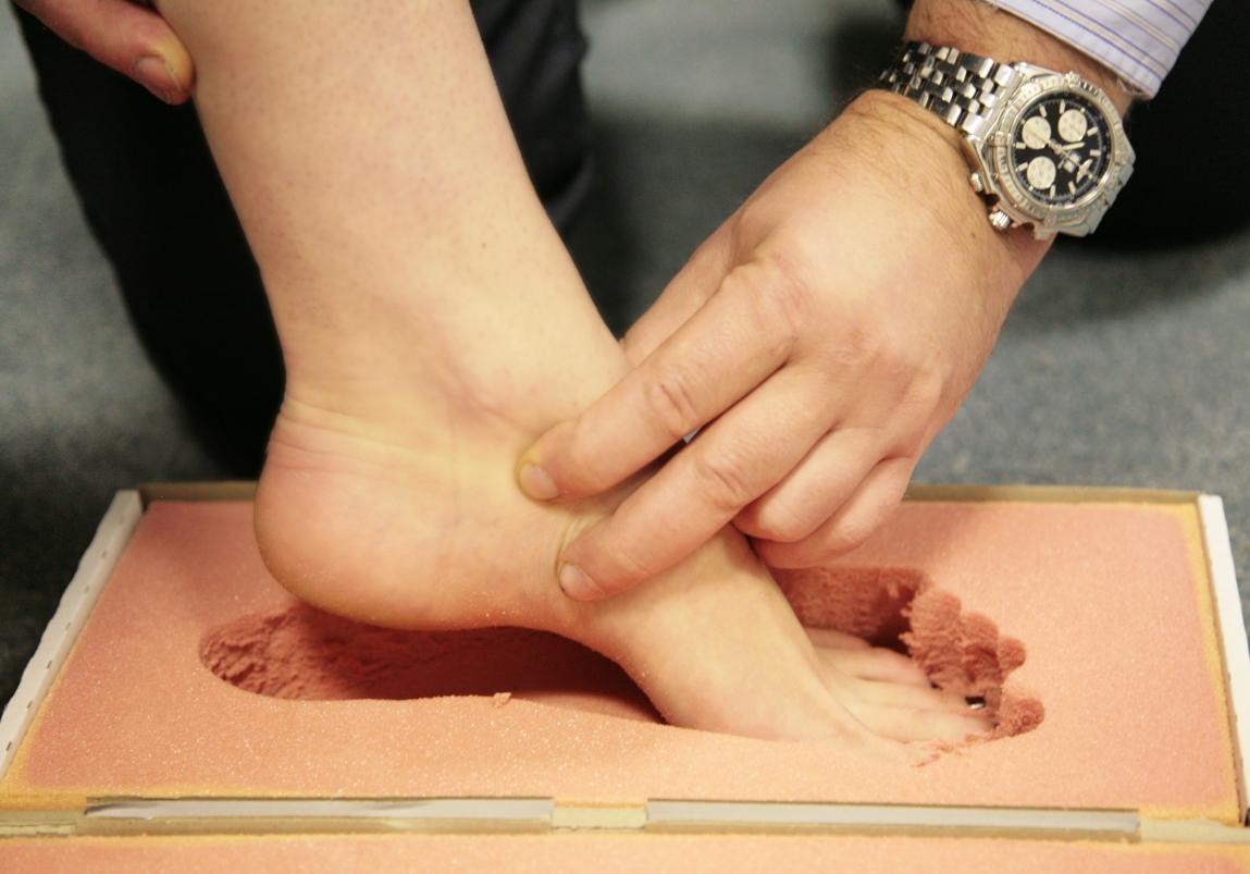 Bexley Foot Clinic - biomechanics 2